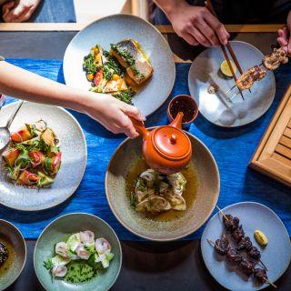 A photo of Onsen restaurant