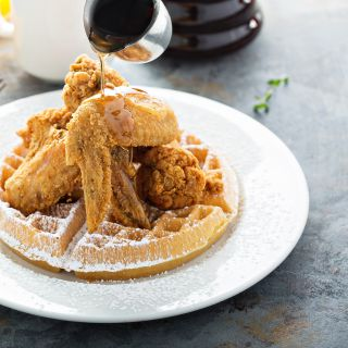 A photo of Nana's Chicken-N-Waffles restaurant