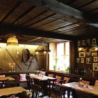 A photo of Restaurant Rusticana restaurant