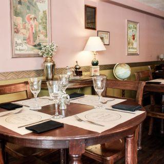 Una foto del restaurante La vie en rose