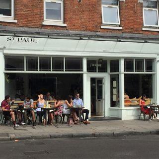 A photo of St Paul Islington restaurant