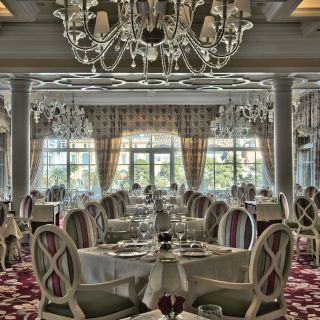 A photo of Jasmine - Bellagio restaurant