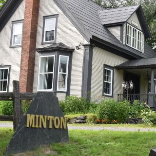A photo of Minton restaurant