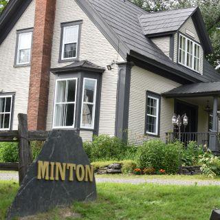 Una foto del restaurante Minton