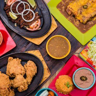 A photo of Spanish Village Restaurant restaurant