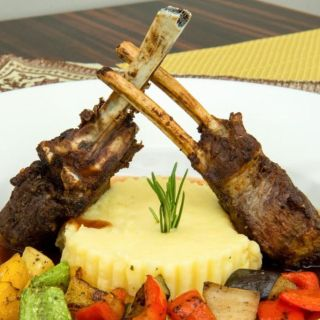 A photo of C Taste Restaurant - Centro Al Manhal Rotana restaurant