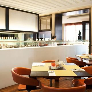 A photo of C.Taste Restaurant - Centro Barsha restaurant