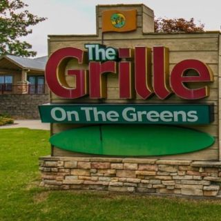 A photo of Grille on the Greens restaurant