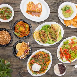 A photo of Sky's Gourmet Tacos restaurant