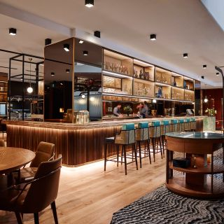 A photo of Mode Kitchen & Bar restaurant