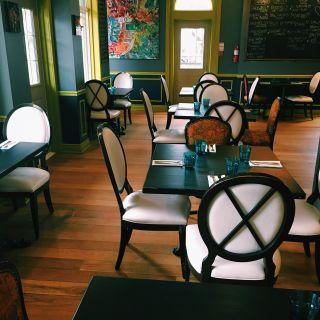A photo of edit. - The Arlington Hotel restaurant
