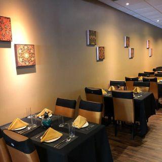A photo of Benares Previously Saffron restaurant
