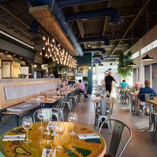 A photo of Cravings Market Restaurant restaurant