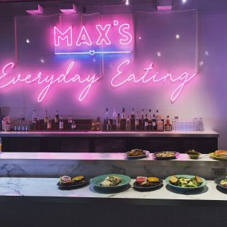 A photo of Max's Eatery restaurant
