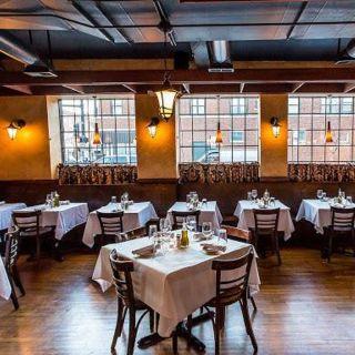 A photo of Zia's Trattoria Edison Park restaurant