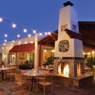 A photo of Cielos restaurant