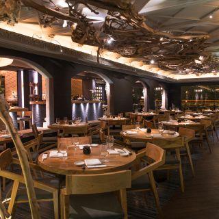 Una foto del restaurante Nobu -Polanco