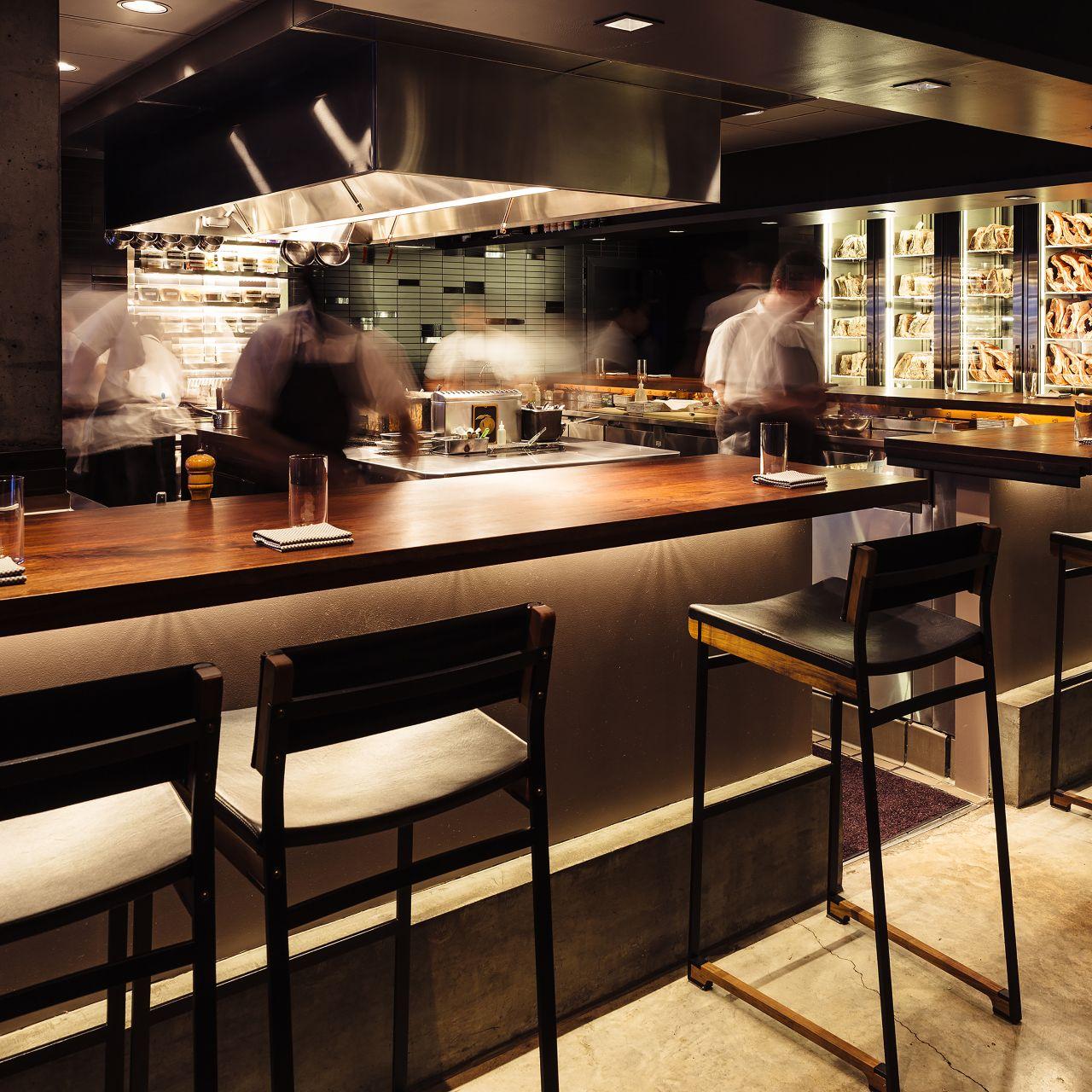 Momofuku Ko   Counter Seating Restaurant   New York, NY   OpenTable