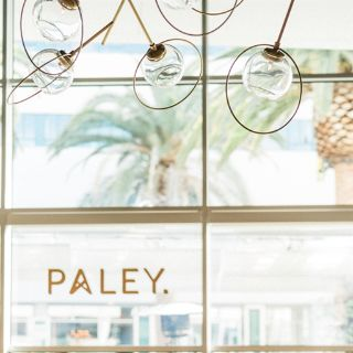 A photo of Paley. restaurant