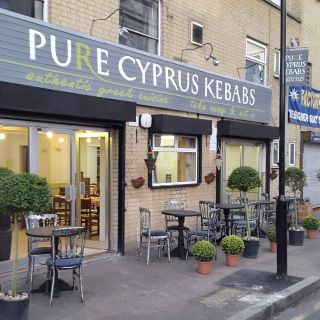 A photo of Pure Cyprus restaurant