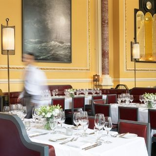 A photo of The Gilbert Scott restaurant