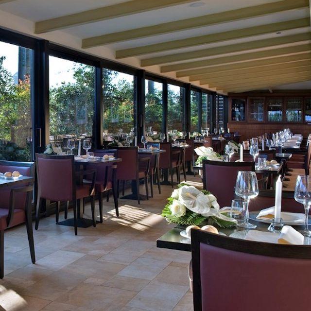 La Terrazza Dell Hotel Galles Restaurant Milano Milan