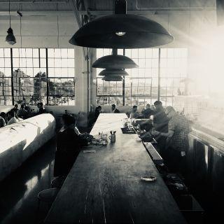A photo of Radhaus restaurant