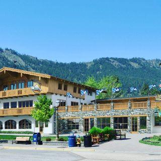 A photo of Rhein Haus - Leavenworth restaurant