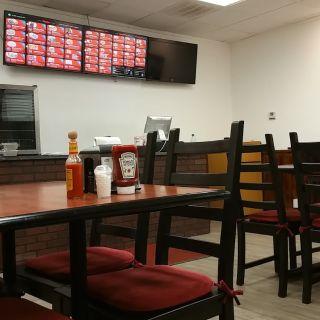 A photo of Mr Shawarma restaurant