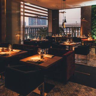 A photo of 99 sushi bar & restaurant Abu Dhabi restaurant