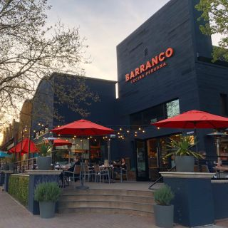 A photo of Barranco restaurant