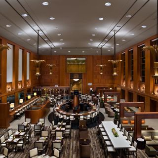 A photo of BANK restaurant