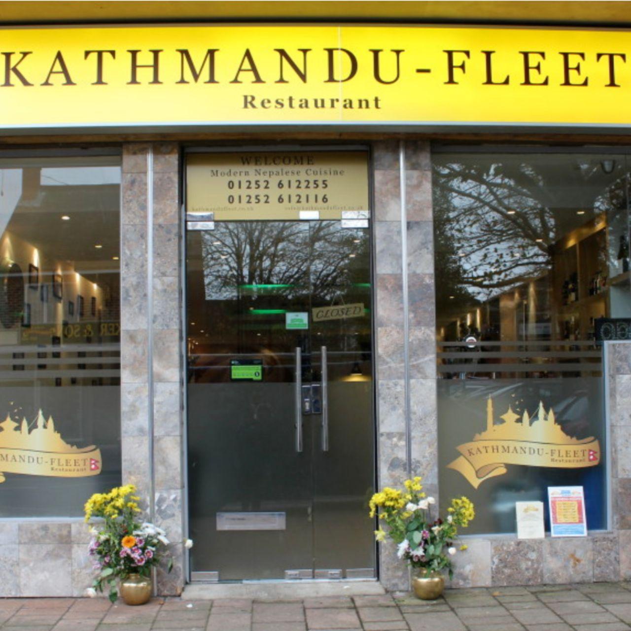 Kathmandu Fleet Restaurant Fleet Hampshire Opentable
