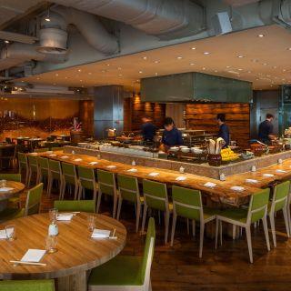 A photo of ROKA - Charlotte Street restaurant