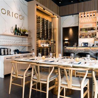 A photo of Origo Club restaurant