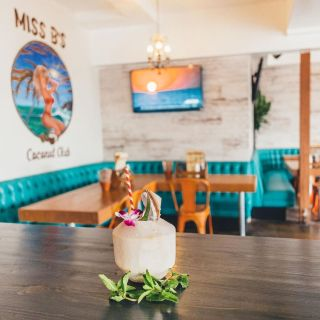 A photo of Miss B's Coconut Club restaurant