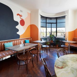 A photo of Brigade Bistro restaurant