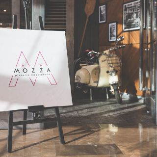 A photo of Mozza Pizzeria Napoletana restaurant
