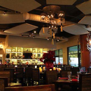 A photo of BUA Thai & Sushi restaurant