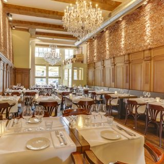 A photo of Van Speyk restaurant