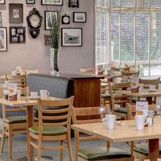 A photo of The Holiday Inn Basingstoke Restaurant restaurant