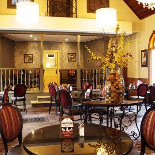 A photo of Heartland Cafe restaurant