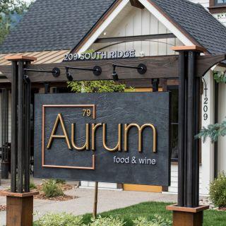 A photo of Aurum Food & Wine -Breckenridge restaurant