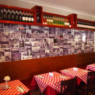 A photo of Cucina Dublin restaurant