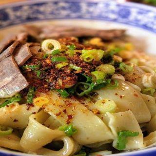 Una foto del restaurante Niu Yi Zui Lanzhou Lamen