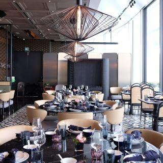 A photo of HEXA restaurant