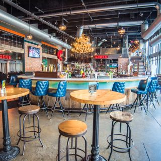 A photo of Punch Bowl Social Detroit restaurant