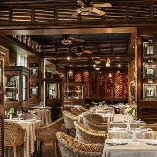 Una foto del restaurante Tramonto at Vidanta Riviera Maya