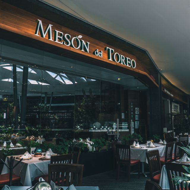Meson Del Toreo Parque Toreo Restaurant Naucalpan Mex