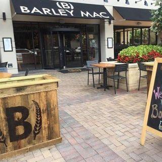 A photo of Barley Mac restaurant